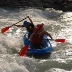 Canoeing Activiteit