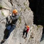 Klettersteig Activiteit
